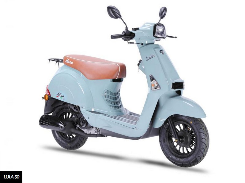 scooter neco_